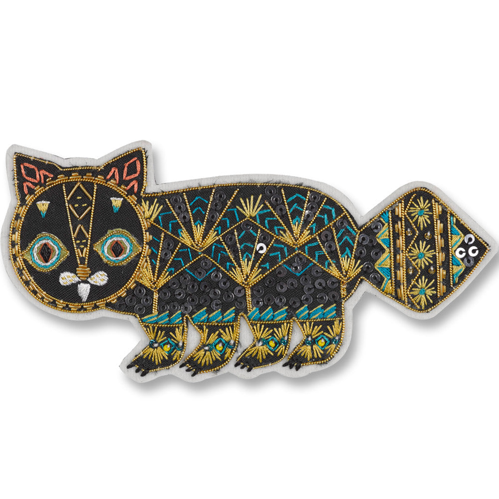 Putte Cat Brooch