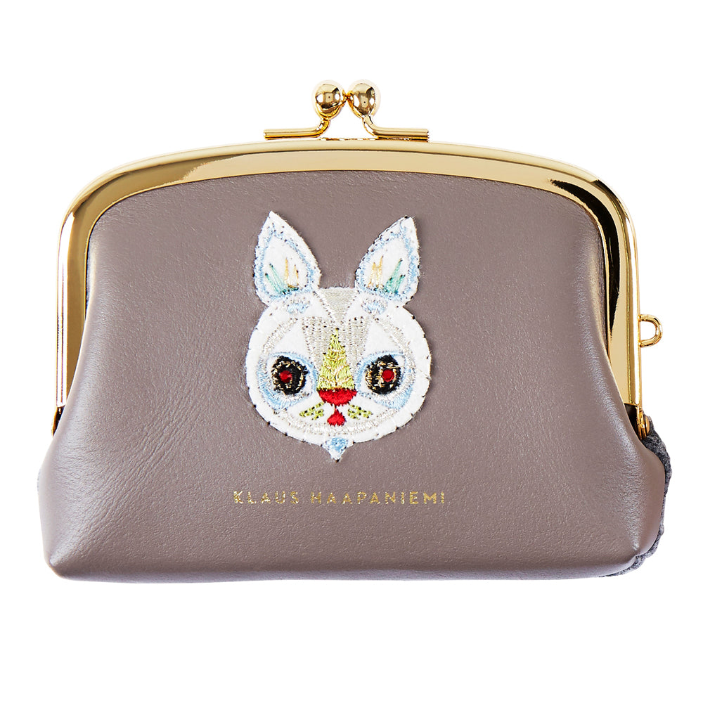 Coin purse Pippa grey