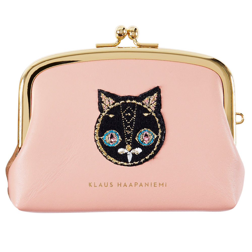 Coin purse Putte pink