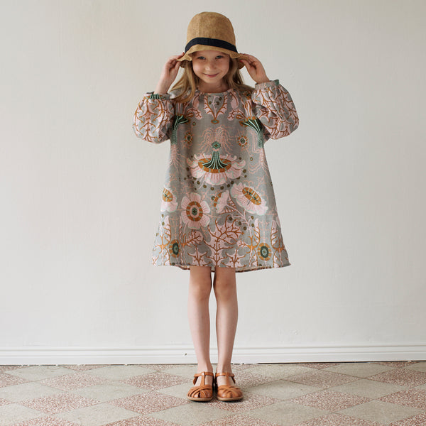 Giants Equinoxe linen tunic dress
