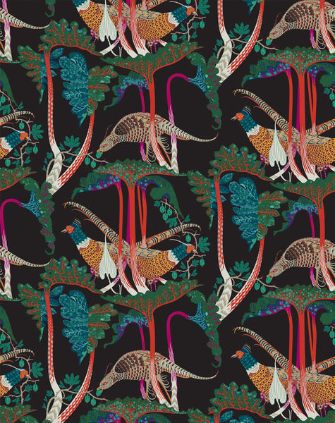 Wallpaper Pheasants