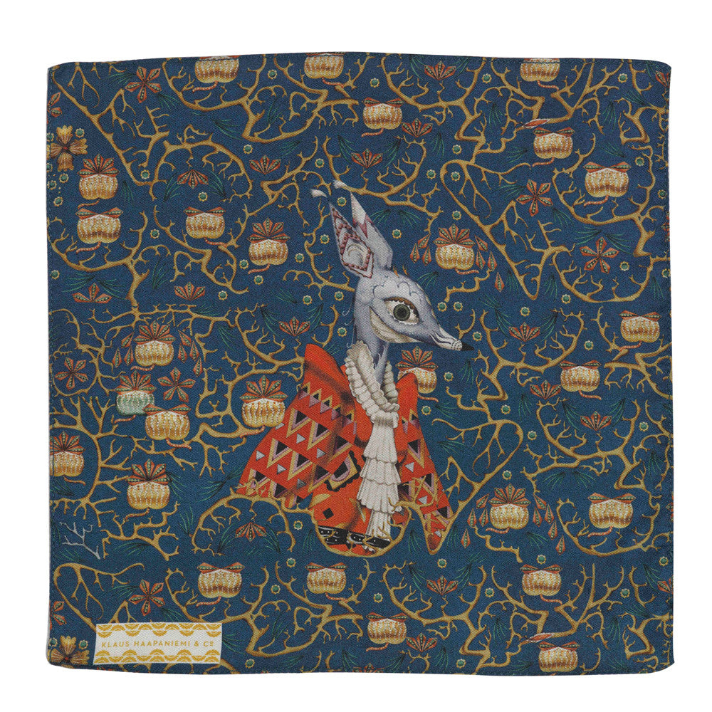 Vixen Men's Pocket Square