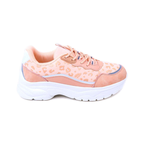 Stylo-Pink Color Jogger R Running AT8016