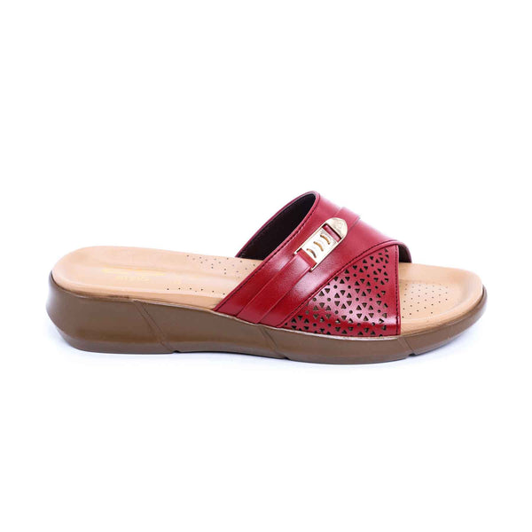 Stylo-Maroon Color Casual PU CL3225
