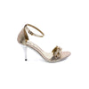 Stylo-Golden Color Open Fancy Sandal FN4282