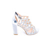 Stylo-Silver Color Fancy Sandal FN4350