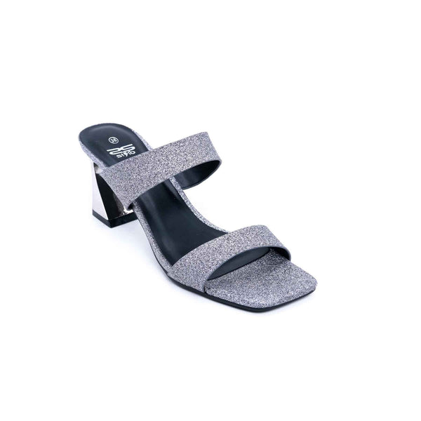 Buy Grey Color Fancy Slipper FN7138 at Shapago
