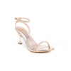 Buy Golden Color Formal Sandal FR4285 at Shapago