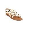Buy Golden Color Formal Sandal FR4314 at Shapago