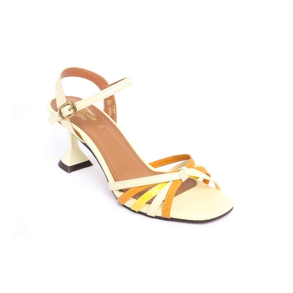 Buy Yellow Color Formal Sandal FR4334 at Shapago