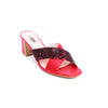Buy Red Color Formal Slipper FR7326 at Shapago
