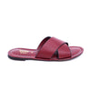 Stylo-Maroon Color Formal Slipper FR7391