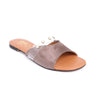 Buy Brown Color Formal Slipper FR7443 at Shapago