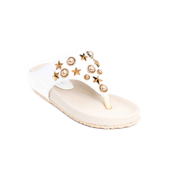 Buy White Color Kids Girls KD4199 at Shapago
