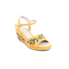 Buy Mustard Color Formal Sandal Girls KD6168 at Shapago