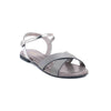 Buy Grey Color Fancy Sandal Girls KD6211 at Shapago
