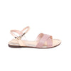 Stylo-Peach Color Fancy Sandal Girls KD6211