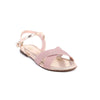 Buy Peach Color Fancy Sandal Girls KD6211 at Shapago