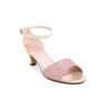 Buy Peach Color Fancy Sandal Girls KD6213 at Shapago