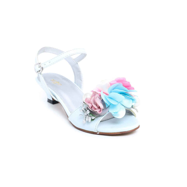 Buy Blue Color Formal Sandal Girls KD6214 at Shapago