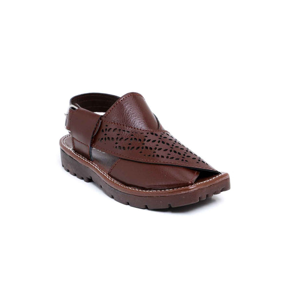 Buy Brown Color Formal Sandal Boys KD6749 at Shapago