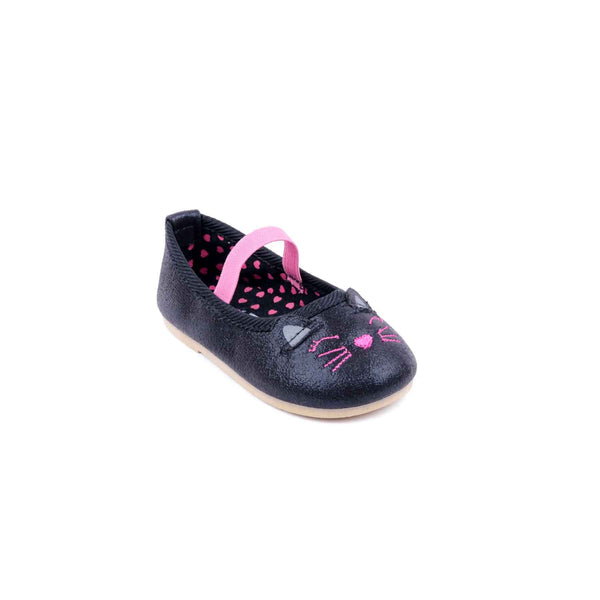 Buy Black Color Stylo Baby Booties KD7011 at Shapago
