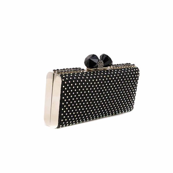 Buy Black Color Bags Clutch P13738 at Shapago