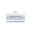 Stylo-Silver Color Bags Clutch P23067