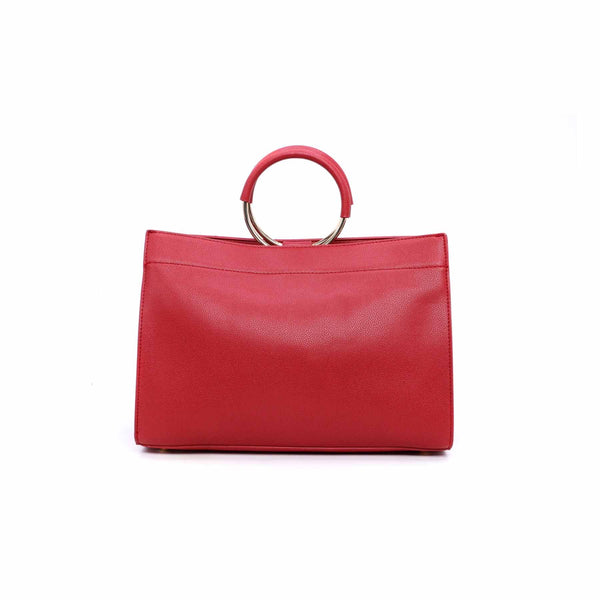 Stylo-Maroon Color Hand Bags P34571