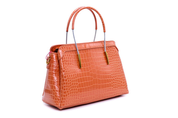 Buy Pink Color Bags Hand Bags P34678 at Shapago
