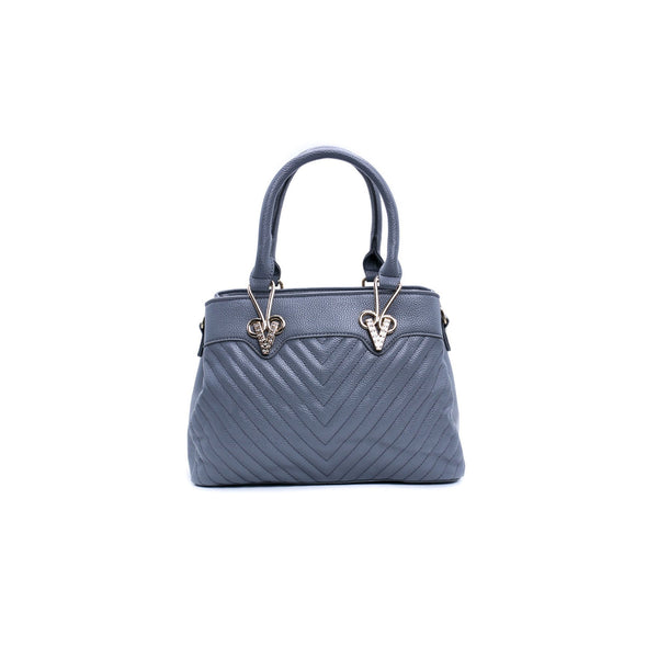 Stylo-Grey Color Bags Hand Bags P34719