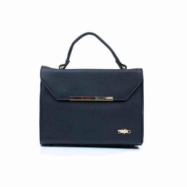 Stylo-Black Color Bags Hand Bags P34729