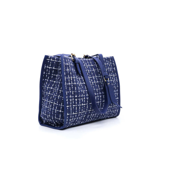 Buy Blue Color Bags Shoulder Bags P34745 at Shapago