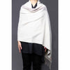 Buy Beige Color Wraps Scarf PW0013 at Shapago