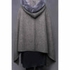 Stylo-Grey Color Uppers Sweaters PW0014