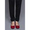 Buy Black Color Lowers Plain Trousers PW0047 at Shapago