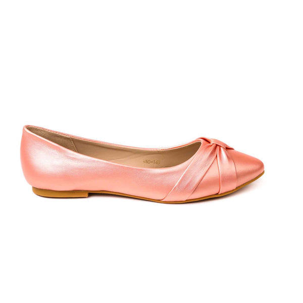 Stylo-Pink Color Formal Pumps WN0148