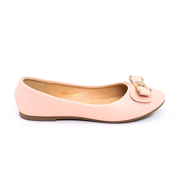 Stylo-Pink Color Formal Pumps WN0170