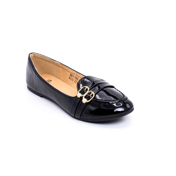 Buy Black Color Formal Pumps WN0173 at Shapago