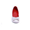 Stylo-Red Color Winter Pumps WN0239