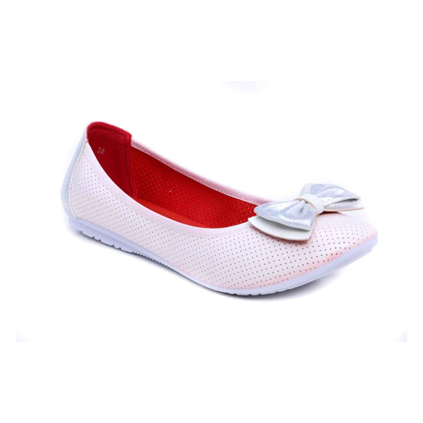 Buy Red Color Winter Pumps WN0239 at Shapago