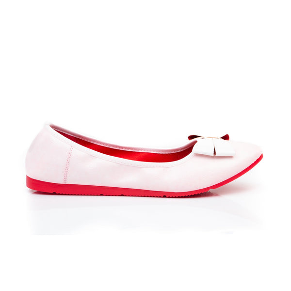 Stylo-Red Color Winter Pumps WN0240