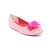 Buy Pink Color Winter Pumps WN0260 at Shapago