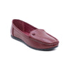 Buy Maroon Color Winter Mocassion WN4059 at Shapago