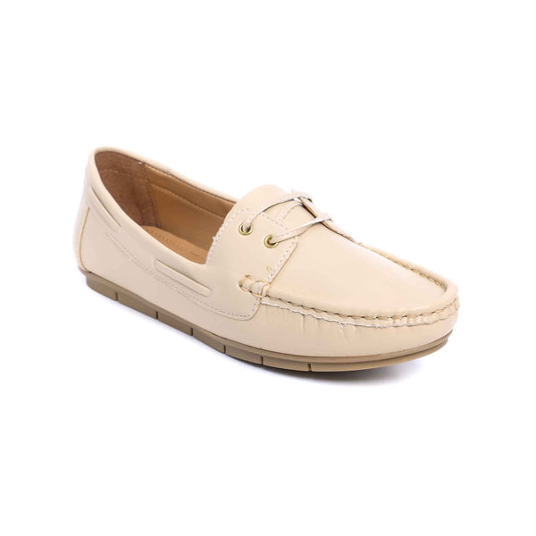 Buy Beige Color Winter Mocassion WN4062 at Shapago