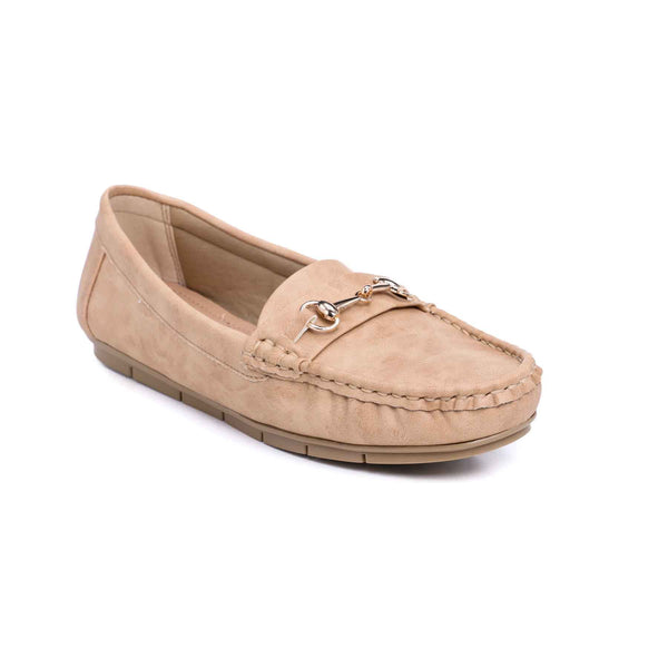 Buy Fawn Color Winter Mocassion WN4063 at Shapago