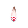 Stylo-White Color Formal Court Shoes WN7067