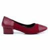 Stylo-Maroon Color Winter Court Shoes WN7082