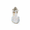 Stylo-Silver Color Winter Court Shoes WN7138