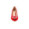Stylo-Red Color Formal Peeptos WN8012